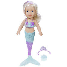 Baby Born Little Sister Mermaid Swimming 43cm Doll NEW