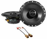 "Alpine S Front Door 6.5"" Speaker Replacement Kit For 2007-2012 Nissan Altima"