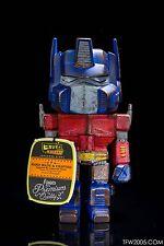 FUNKO Transformers Battle Ready OPTIMUS PRIME Hikari Sofubi Vinyl Figure EE Excl