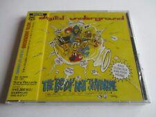 DIGITAL UNDERGROUND The Body-Hat Sybdrome CD Japan OBI Import Import 1995 NEW