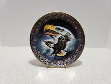 Profile of Freedom Fine Bone China Royal Doulton Collector Plate Franklin Mint
