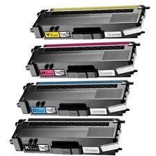 4 x Toner für Brother MFC-9460cdn MFC-9465cdn MFC-9970cdw / TN-325 Cartridge