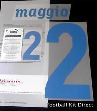ITALIA MAGGIO 2 2010 Mondiali di Calcio Maglietta NOME/NUMERO Set di distanza