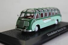Bus Atlas 1: 72 Kassbohrer Setra S8 1951 model bus alloy car  Bus