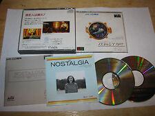 Nostalgia Sega Mega CD Mega Drive Japan import