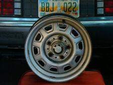 "BMW 528i 530i 14"" Wheel OEM STEEL RIM 1972-1981 GENUINE 36111117251"