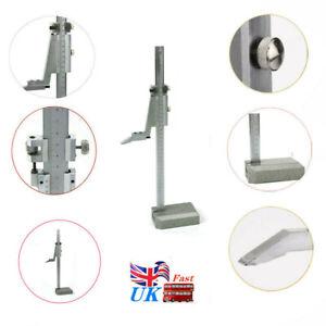 300MM Vernier Height Caliper Gauge Scriber Metric Altitude Ruler Measure Tool UK