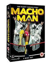 WWE Macho Man - The Randy Savage Story [3 DVDs] *NEU* DVD Hulk Hogan, Ric Flair