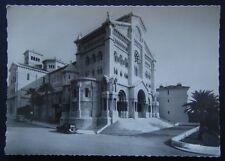 Monaco La Cathedrale La Cigogne Postcard (P219)