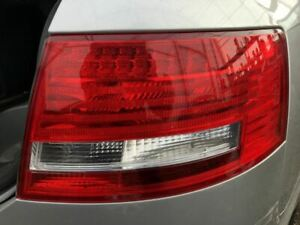 Passenger Tail Light Quarter Panel Mounted Sedan Fits 05-08 AUDI A6 290962