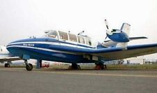 Be-103 Bekas Beriev Amphibian Airplane Desktop Kiln Dry Wood Model Free Shipping