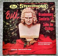 Bach Brandenburg Concerto 3 Rondo ST 522 Boston Festival Orchestra Willis Page