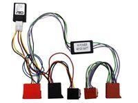 Aktiv System Adapter AUDI A2 A3 A4 A6 A8 ISO 8polig MiniISO CAN-BUS Matrix15 AIV