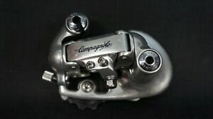 Vintage Campagnolo Chorus A B Setting Rear Derailleur Short Cage 8s Road Bike