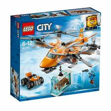 LEGO 60193 City Arctic Air Transport Expedition Quadrocopter Helicopter Toy Set