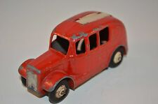 Dinky Toys 250 fire truck in repainted condition no ladder
