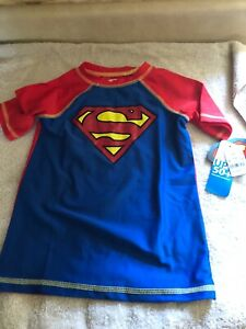 new with tags youth 5t toddler Superman shirt