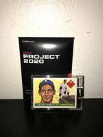 Topps Project 2020 Sandy Koufax Card by Naturel #89 Brooklyn Dodgers