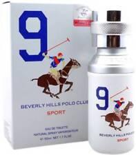 Beverly Hills Polo Club No 9 Perfume EDP - 50 ml  (For Men)