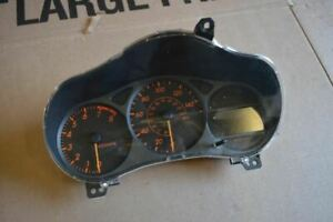 2005 TOYOTA CELICA SPEEDOMETER GAUGE CLUSTER 83800-2B360 (MATCH PART #)