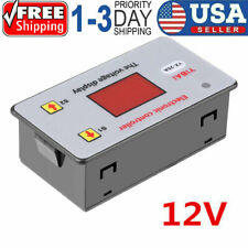12V Dc Battery Low Voltage Automatic Cut off Switch Controller Protect Module Us