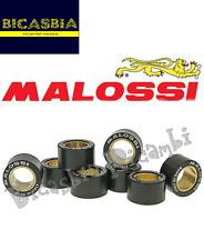 5675 SET 8 RODILLOS CAMBIADOR MALOSSI 25X15 GRAMOS 16 YAMAHA 500 530 T MAX T-MAX
