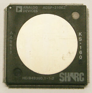 IC ADSP21062-KS160 ANALOG DEVICES