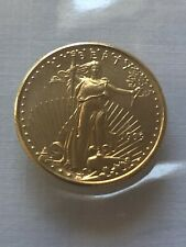 1999 AMERICAN GOLD EAGLE $5 1/10 OUNCE