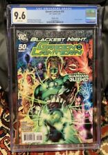 Green Lantern 50 variant Jim Lee Cover Cgc 9.6 Nm+