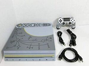 God of War Bundle Sony PlayStation 4 Pro 1TB Limited Edition Used F/S ERMI