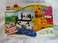 Lego DUPLO Creative Animals NIB 25 Pcs