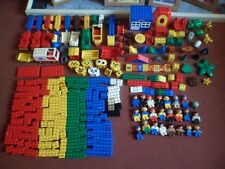 Lego Duplo 4kg Bricks Vehicles Animals People Dinosaurs Trees Train Police