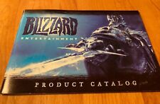 Blizzard Entertainment Mini Product Catalog 2008
