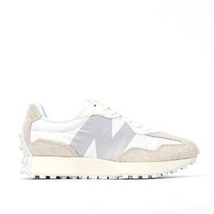 New Balance WS327SFD Sneaker Damen Laufschuhe Retro Running Schuhe Weiß