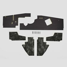 DMT A Body 1963 63 1964 64 Dart Valiant NON AC Firewall & Kickpanel Insulation