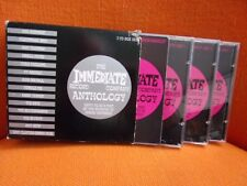 COFFRET 3 CD'S : THE IMMEDIATE RECORD COMPANY ANTHOLOGY – PSYCH BLUES BOOM & POP