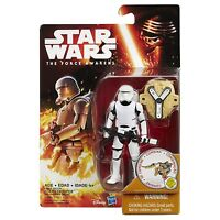 "Star Wars Black Series W2 Force Awakens 3.75"" # First Order Flametrooper"
