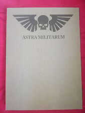 Astra Militarum Imperial Guard LIMITED EDITION codex for warhammer 40k 6th/7tth