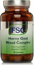 FSC Horney Goat Weed 90 caps * sesso Drive / libido * comprare 1 GET 1 FREE *