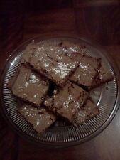 Homemade Cashew Brownies!