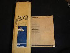 Caterpillar 12G Motor Grader Service Manual  61M