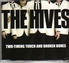 (260W) The Hives, Two-Timing Touch & Broken Bones DJ CD