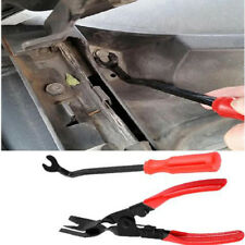 Car Door Panel Trim Clip Removal Plier Upholstery Remover Pry Bar Tool Kit
