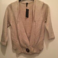 BNWT Light Brown Size 12 Topshop Cardigan