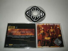 JODECI/DIARY OF A MAD BAND(MCA/MCD 11019)CD ALBUM