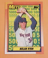 1990 Topps #2 Nolan Ryan Mets