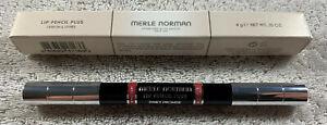 OOP NEW Merle Norman PINKY PROMISE Lip Pencil Plus .15 oz NIB Pencil Semi Matte