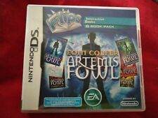 Flips Artemis Fowl Interactive Books Eoin Colfer NINTENDO DS Game DSi 3DS 2DS XL