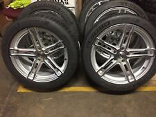 "19"" Staggered TSW Mechanica Rotary Forged Michelin PS4S Package Ford Mustang"