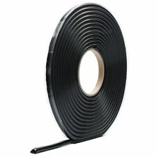 Butylrundschnur Ø 8mm schwarz 6m Rolle Butyl - Dichtband Buytlrundprofil